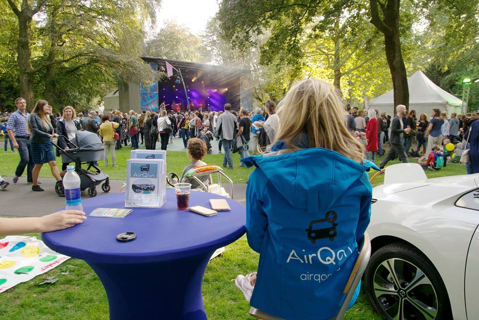 AirQon Launch Event – Ben jij VIP-Gast?